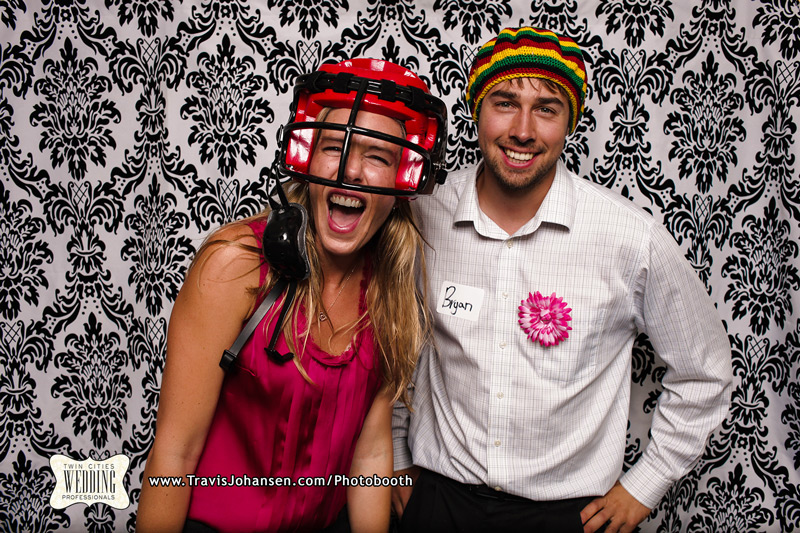 Having fun in the Minneapolis Photobooth Rental Booth